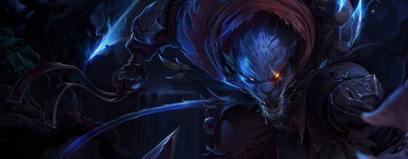Rengar being reworked again in League of Legends with Patch 8.5