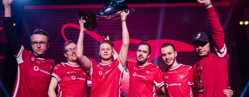 النزاع الطويل على كأس الموسم الرابع من StarSeries i-League يذهب لفريق أوروبي واحد