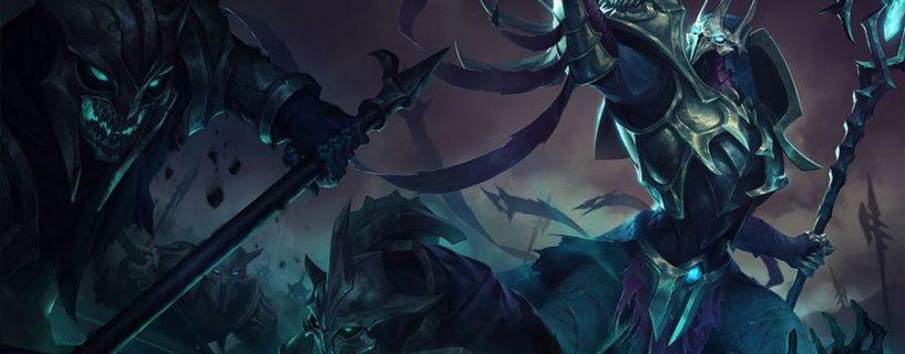 البطل Azir في طريقه إلى تغيير القوى في League of Legends مع التحديث Patch 8.5