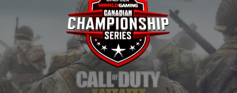 إليكم المجموعات النهائية في بطولة WorldGaming للعبة Call of Duty: WWII