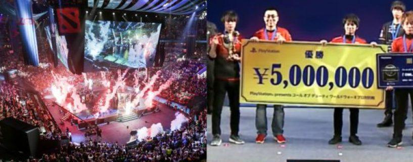 تشريعات قانونية جديدة من شأنها أن تدخل اليابان الى الرياضات الإلكترونية من أوسع أبوابه