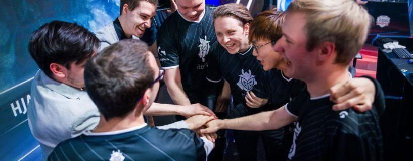 تصنيف الفرق للأسبوع الرابع في بطولة الإتحاد الأوروبي EU LCS في League of Legends