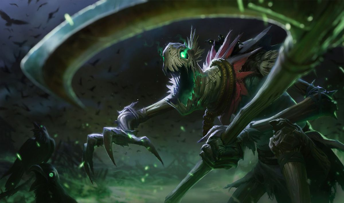 Photo of Patch 8.4 will bring some interesting changes for Fiddlesticks in League of Legends