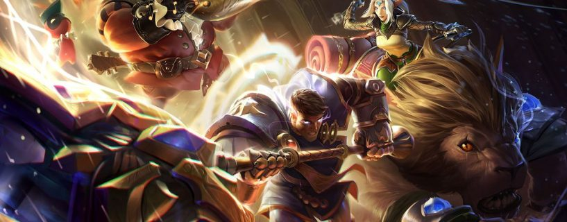 Riot teases about the next new champion in League of Legends