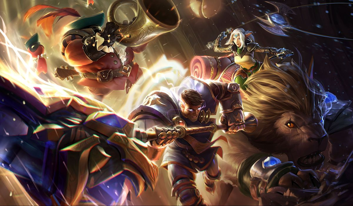 Riot Teases About The Next New Champion In League Of Legends Esports Middle East