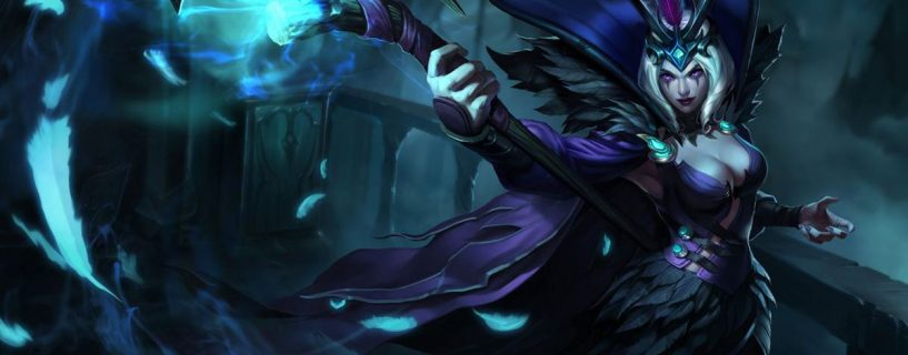 LeBlanc may be reverted to her old self in League of Legends