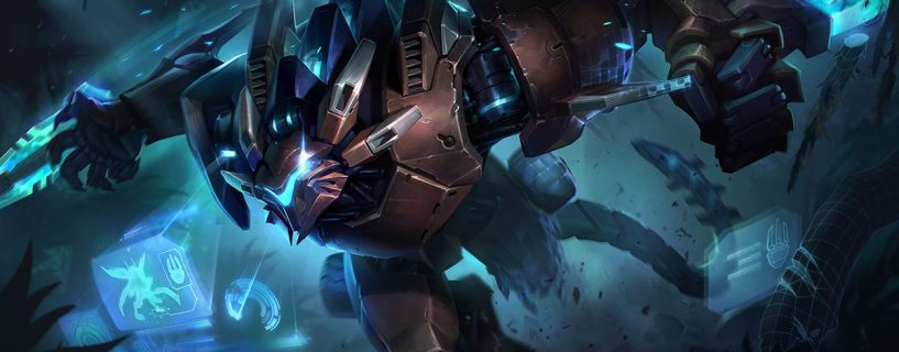 Huge changes for Meta game with Patch 8.4 in League of Legends
