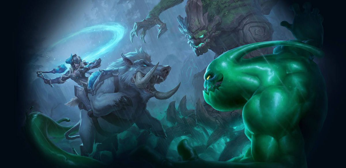 Photo of Mid Season Update this yeas smaller than last year in League of Legends