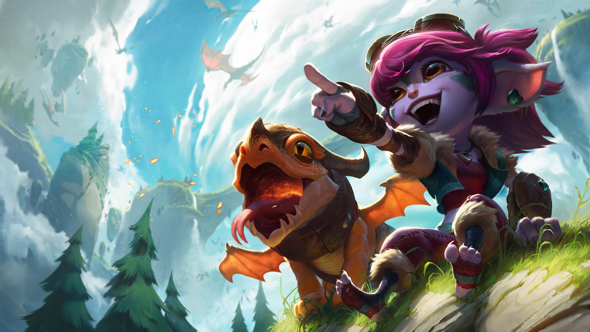 Photo of Little changes for Tristana kit with Patch 8.5 in League of Legends