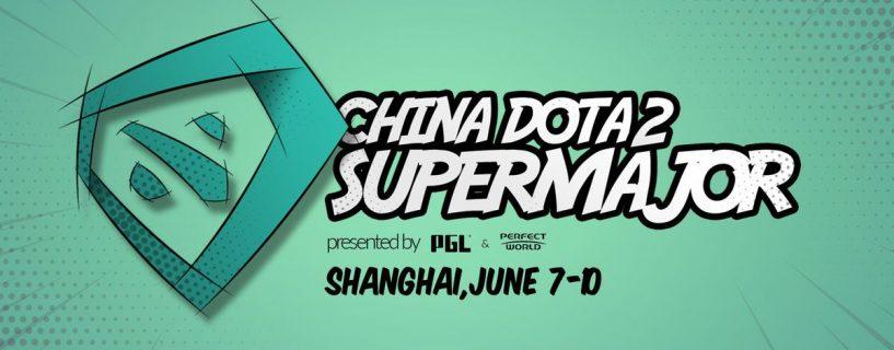 الإعلان عن بطولة DOTA 2 Super Major من قبل منظمة Perfect World