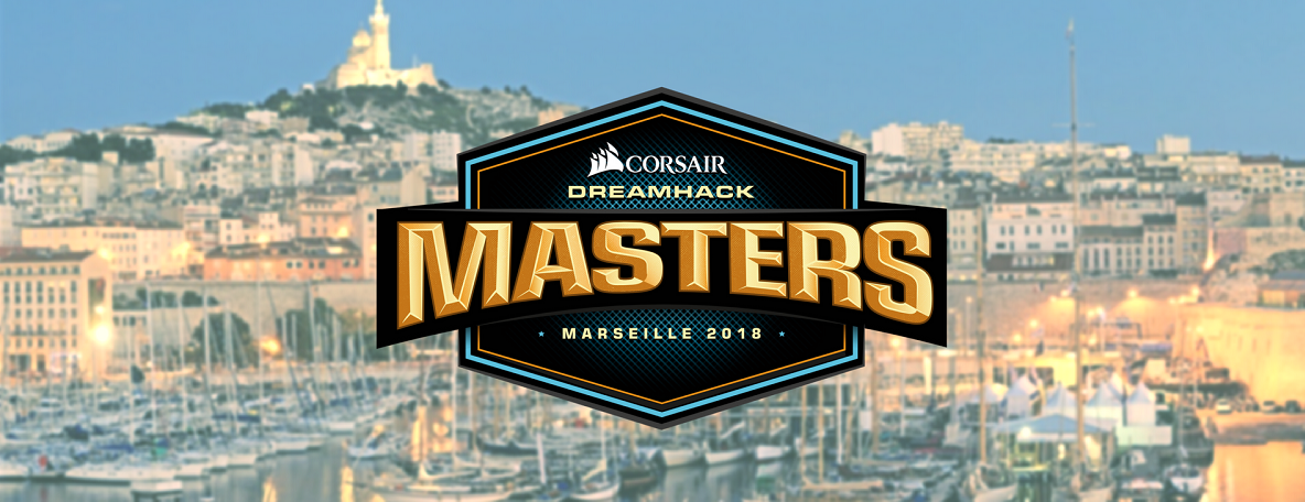Photo of DreamHack Masters Marseille 2018 Asian qualifier welcomes the winning Arab team