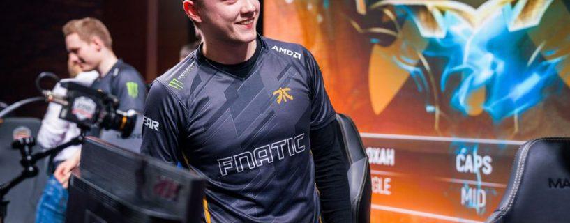 EU LCS week 8 power rankings in League of Legends