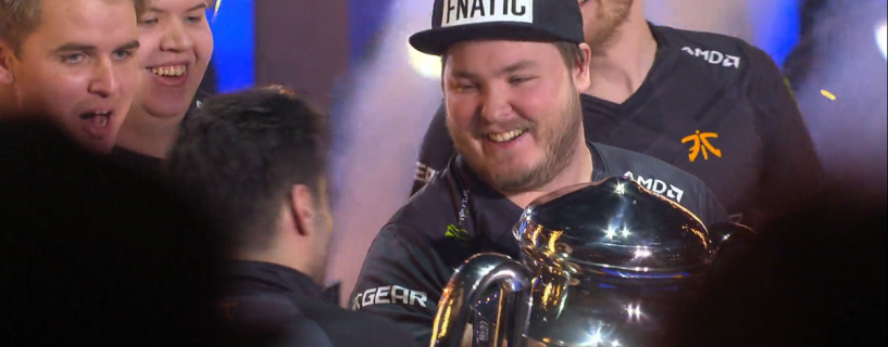 Fnatic goes back to the spotlight with epic win at IEM World Championship CS: GO major