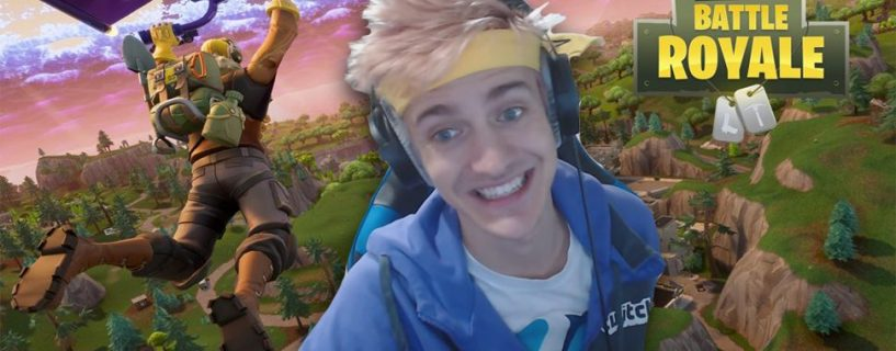 Fortnite popular streamer Ninja is the new face of Twitch