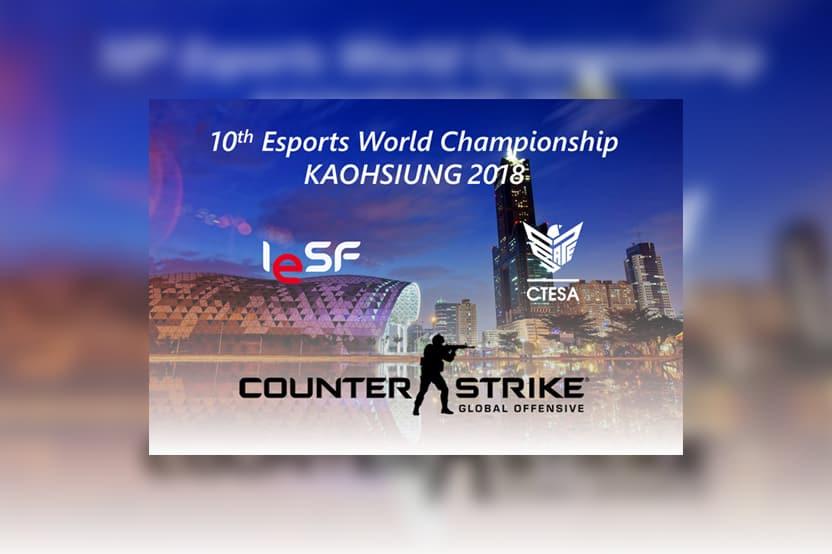 Photo of الإعلان عن اللّعبة الرئيسيّة للبطولة العاشرة من eSports World Championship