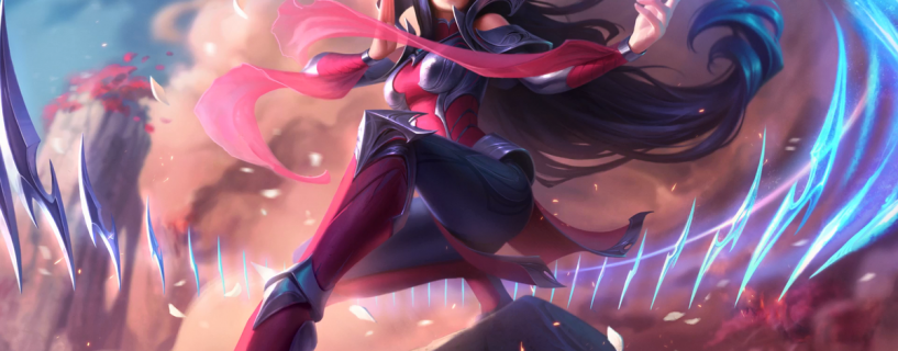 Irelia rework and her new abilities make her the first anti shield champion in League of Legends