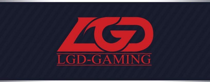 فريق LGD يخسر أحد لاعبيه بعد أحداث بطولة DOTA 2 Bucharest Major