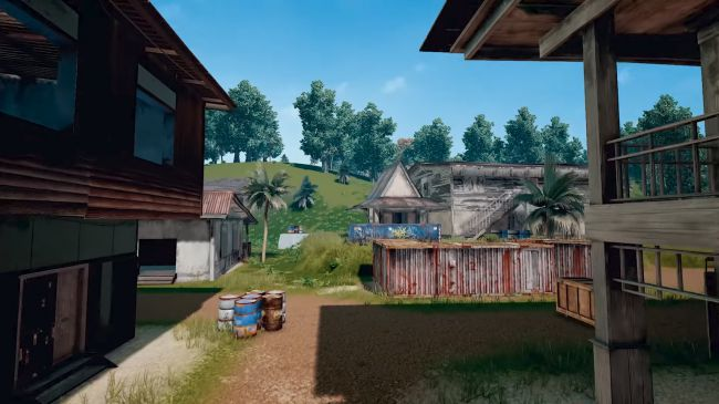 Photo of Take a look at PUBG's new 4X4 map coming later in April