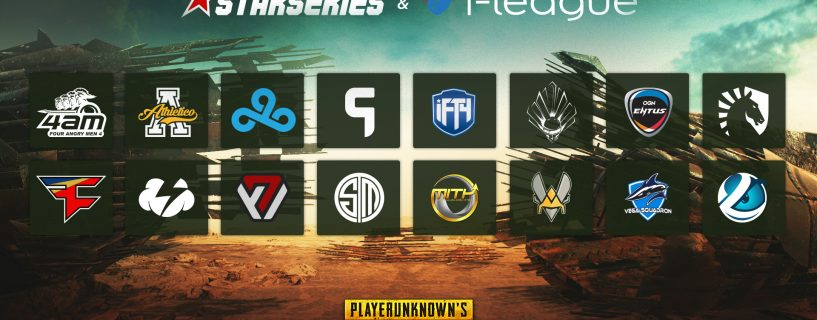 StarSeries i-League PUBG: participants list revealed