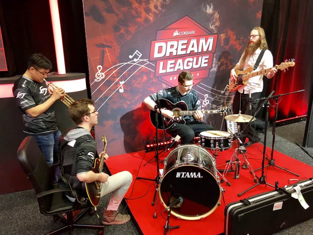Photo of Great performance from Team Secret crowned them in DOTA 2 Dream Leagues season 9