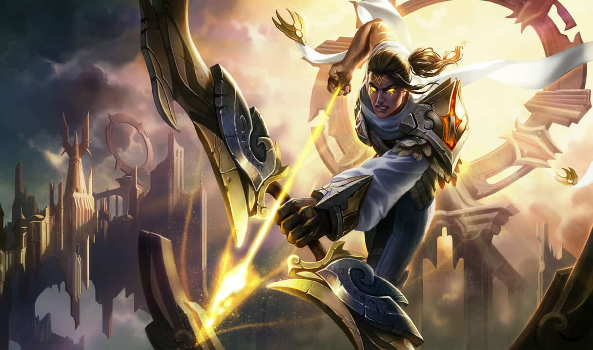 Photo of New ability on the way to Varus in league of legends with patch 8.8