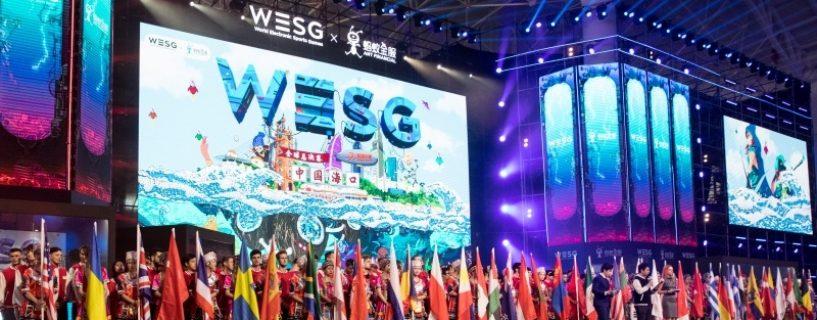 WESG 2017 first matches recap
