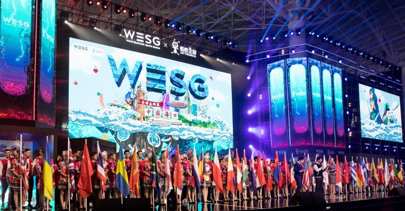 Photo of فرق تفاجئ العالم بتفوقها في اليوم الأول من بطولة WESG 2017