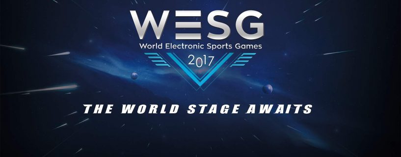 The results for the second day from DOTA 2 WESG 2017 grand finals