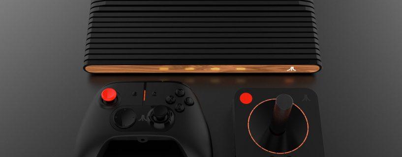 الكشف عن العديد من التفاصيل المثيرة لمنصة ألعاب Atari VCS القادمة – أقوى من PS4 و Xbox One؟