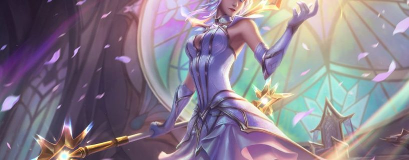Amazing changes for lux and Lucian with Patch 8.6 in League of Legends