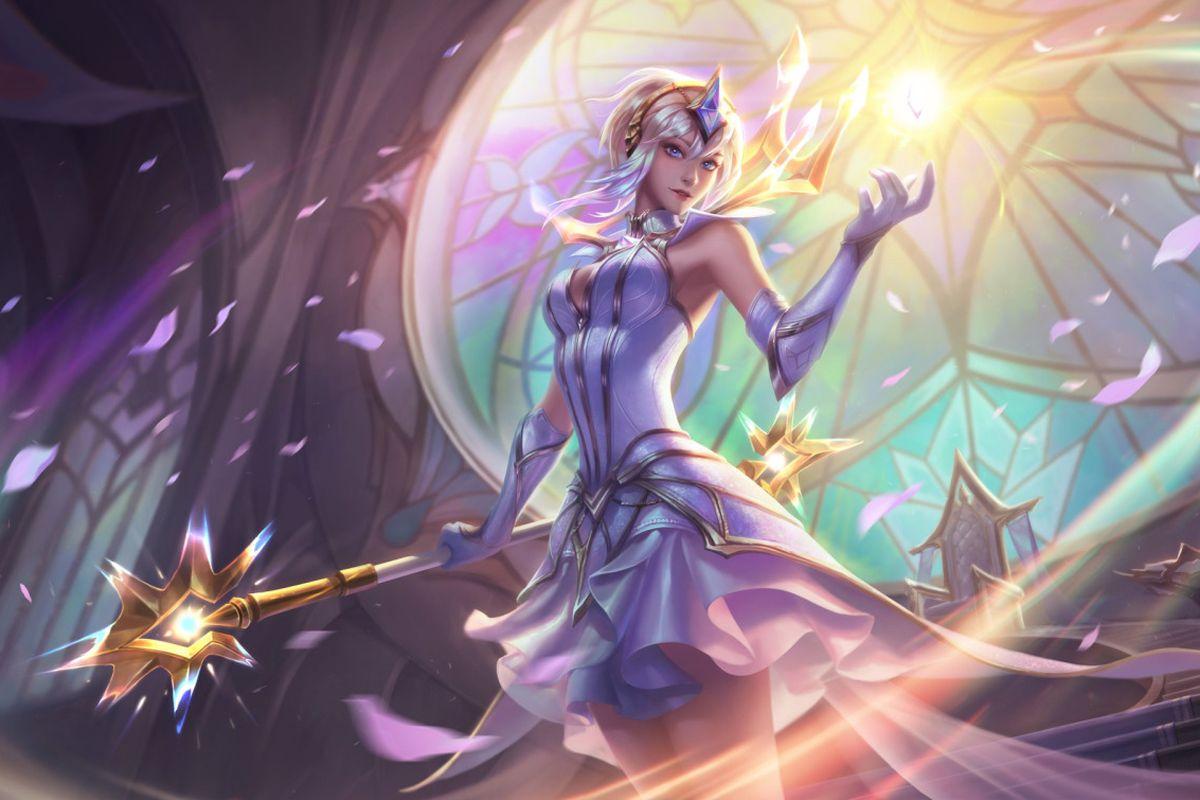 Photo of تغييرات مثيرة لشخصيتي Lux و Lucian مع التحديث Patch 6.8 في League of Legends