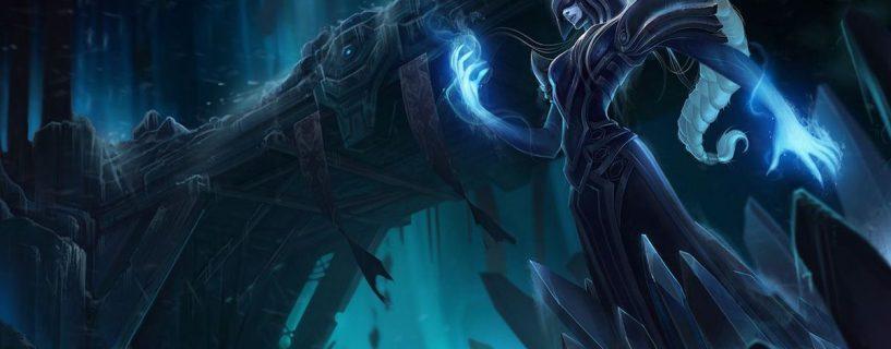 البطلة Lissandra هي الهدف التالي لإعادة الصياغة في League of Legends
