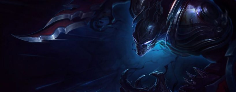 Nocturne has more power changes in league of legends with patch 8.6