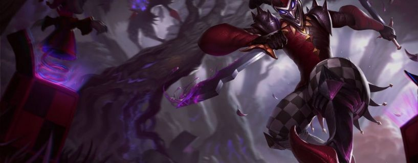 Balancing changes for Shaco on the way in League of Legends Patch 8.6