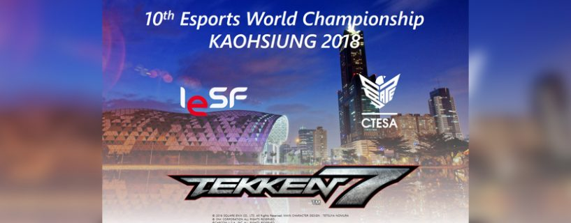 TEKKEN 7 Announces as Game Title for 10th Esports World Championship