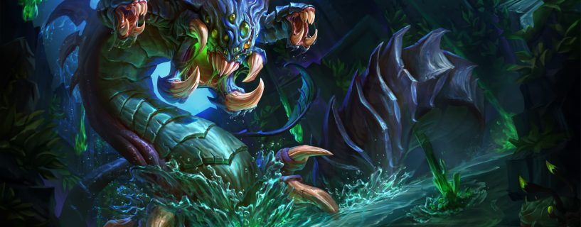 Many changes for the legendary monster Baron Nashor with upcoming patch 8.9