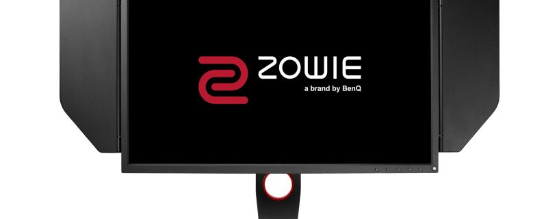 BenQ targets eSports players with new Zowie XL2740 monitor