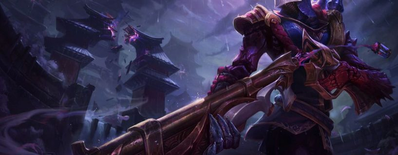 The expecting hit for jhin and Rageblade build strategy on the way with patch 8.9 next week