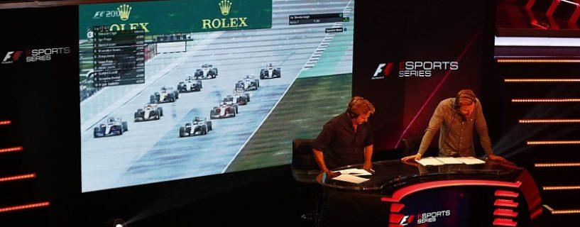 أسماء كبيرة في عالم سباقات Formula 1 ستشارك في بطولة الرياضات الإلكترونية القادمة لهذا العام