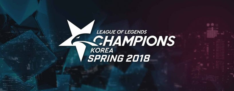 Amazing performance from KINGZONE DragonX in the 2018 LCK Spring Split finals.