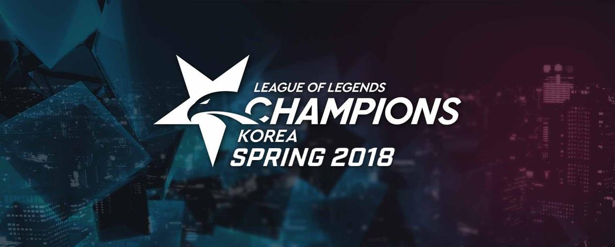 Photo of أداء رائع لفريق KINGZONE DragonX في نهائيات الدوري الكوري 2018 LCK Spring Split