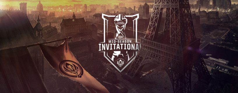 The schedule for Mid Season Invitational 2018 in League of Legends