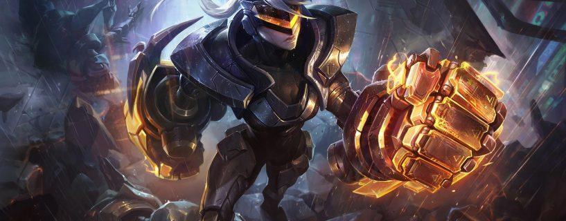 شركة Riot ترغب في رؤية البطلة Vi كأحدى شخصيات الممر العلوي في League of Legends قريبا