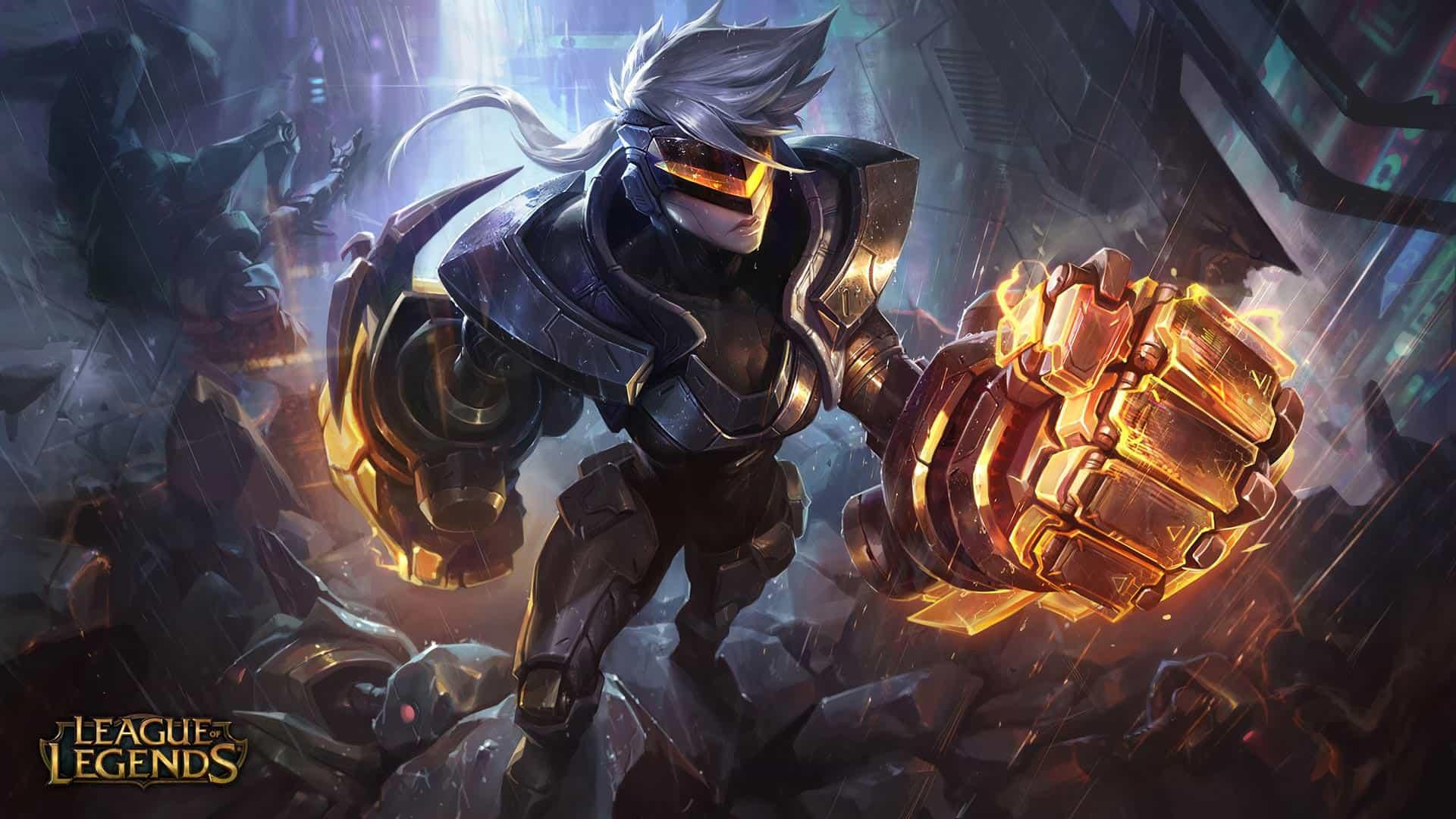 Photo of شركة Riot ترغب في رؤية البطلة Vi كأحدى شخصيات الممر العلوي في League of Legends قريبا