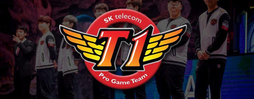 لأول مرة في التاريخ فريق SK Telecom T1 لن يمثل كوريا الجنوبية في منافسات MSI