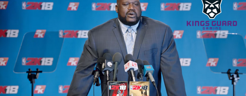 Shaquille O'Neal named GM of Kings Guard Gaming, the NBA 2K League team