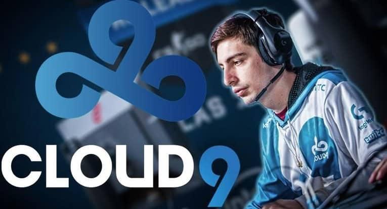 Shroud leaves cloud9 retires from sgo