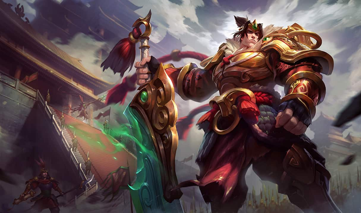 Photo of Amazing changes for Garen in League of Legends with upcoming patch 8.9