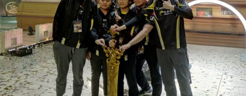 Amazing performance from Mineski crowned them in DAC DOTA 2 Asia Championship 2018