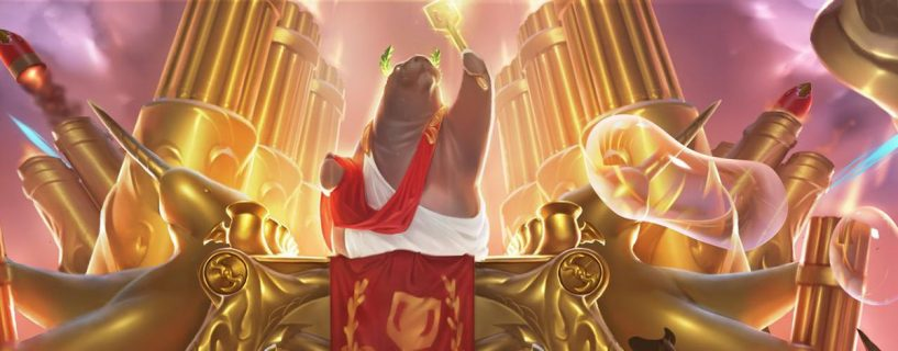 ARURF mode is the next event this weekend in League of Legends